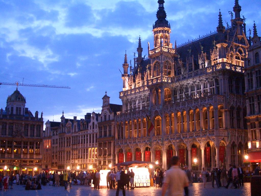 Brussels to Paris flights