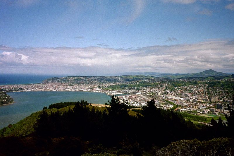 Auckland to Dunedin flights
