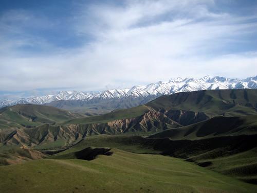 New Delhi to Bishkek flights