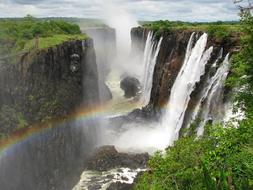 Harare to Victoria Falls flights